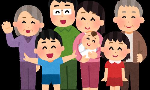 Penyebutan Anggota Keluarga dalam Bahasa Jepang
